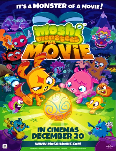Ver Moshi Monsters: The Movie (2013) Online