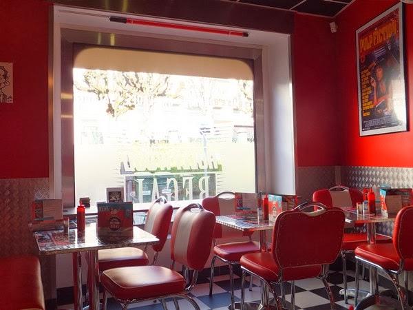 Hollywood regal Limoges restaurant brunch burger
