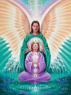65 Archangel Raphael