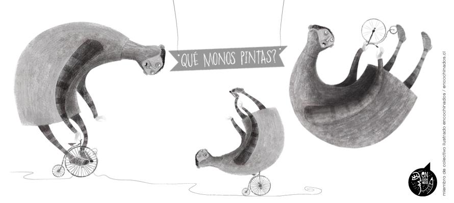 Alex Peris / Qué Monos Pintas?