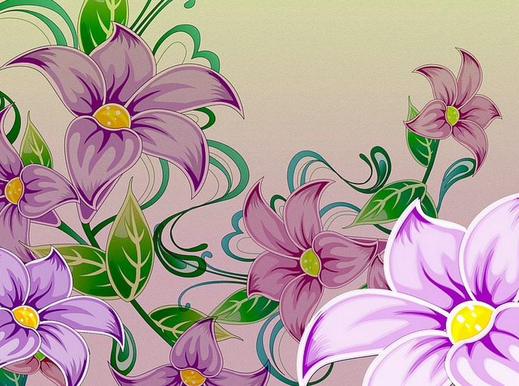 Pintura moderna y fotograf a art stica flores dibujos y dise os para cuadros f ciles - Imagenes para cuadros ...