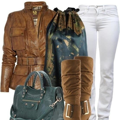 Attractive winter outfits for ladies