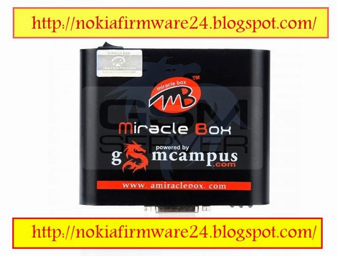 miracle box crack without box