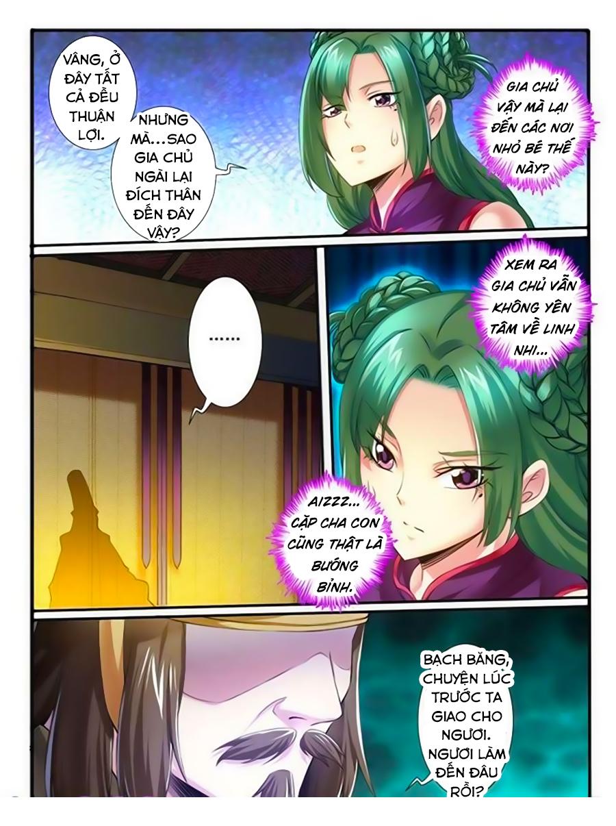 Huyễn Thú Vương chap 278 - Trang 4