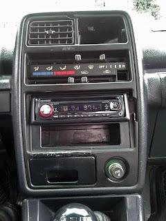 Suzuki Sidekick Stereo