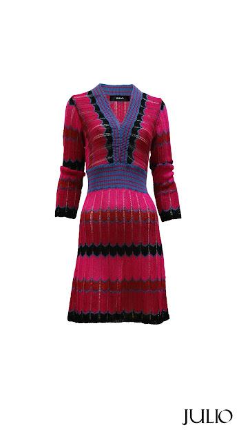 Julio pink Cim*ab moda mexicana