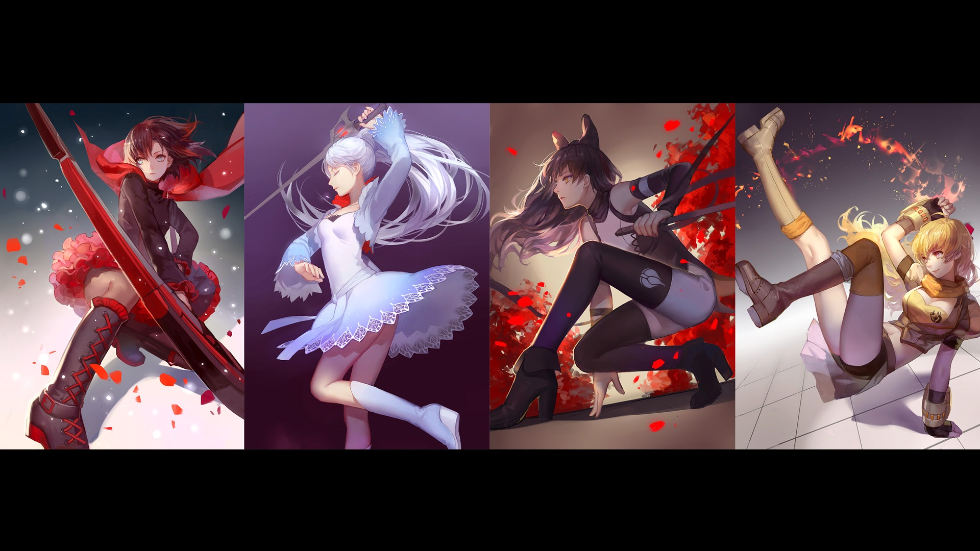 Looking for a wallpaper rwby for Looking for wallpaper