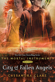 City of Fallen Angels, Mortal Instruments, Cassandra Clare