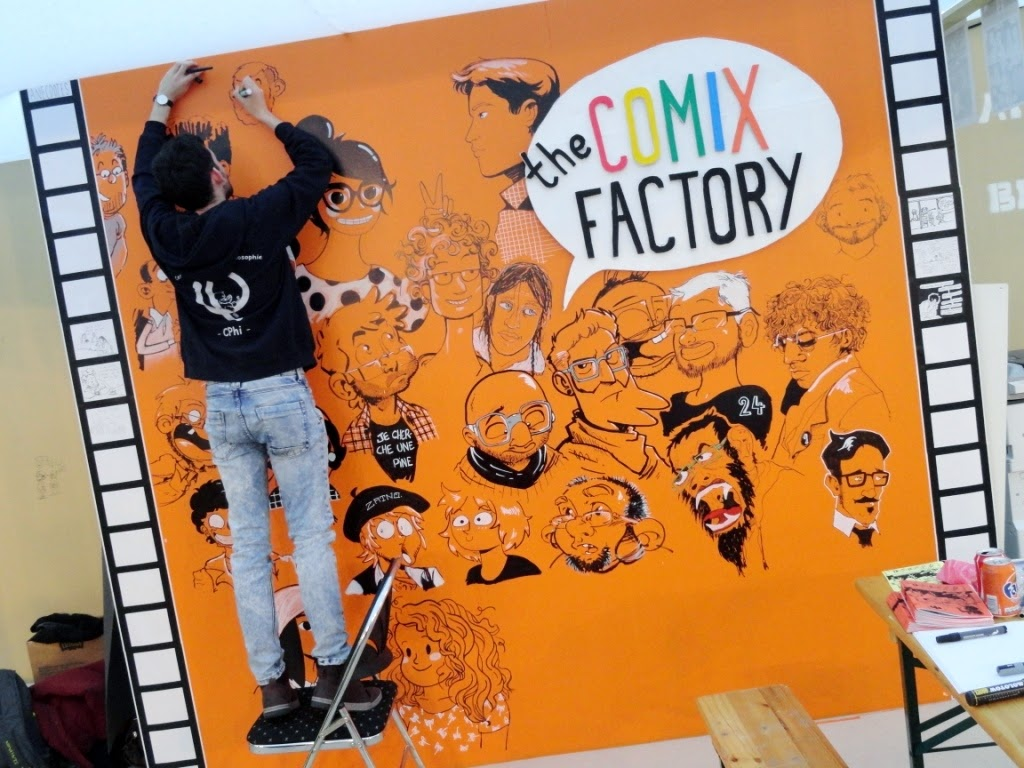 The Comix Factory