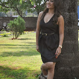 Prabhjeeth Kaur Hot Photo Gallery in Short Dress at Intelligent Idiot Movie Logo Launch 60