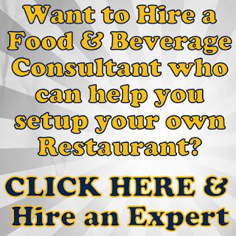 Hire F&B Consultant