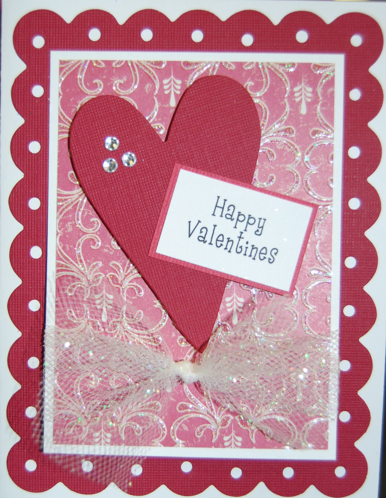 Scrapbook ideas cheap - Mom And Me Scrapbooking Valentine S Day Is Coming Soon