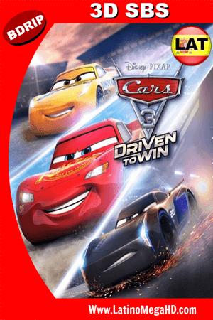 Cars 3 (2017) Latino HD 3D H-SBS BDRIP 1080P ()