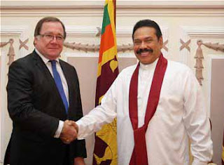 New Zealand supports for Sri Lanka to hold CHOGM 2013