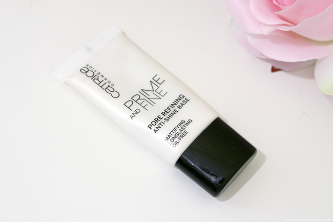 Catrice Primer and Fine Pore Refining Anti-Shine Base