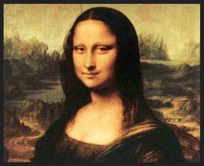 Rahasia di balik senyuman Monalisa karya Leonardo Da Vinci