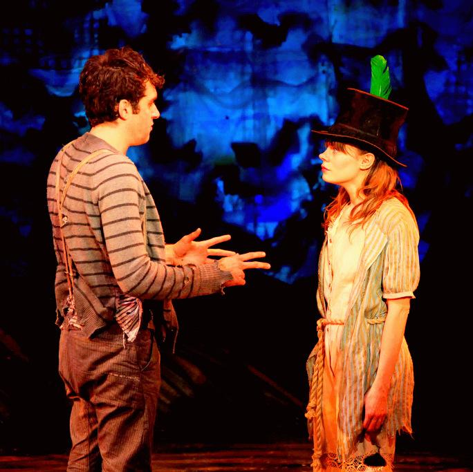 Sarah Kim\'s Theatre Blog: Inspirations
