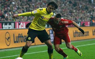 Prediksi Dortmund vs Bayern Muenchen