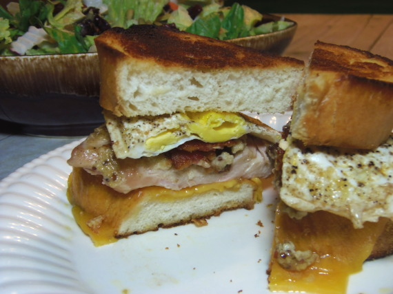 Chicken And Egg Sandwich Recipe
