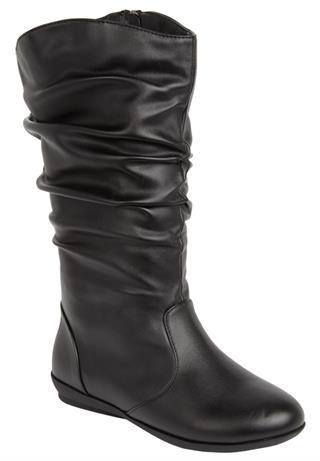 comfortview malia wide calf boots