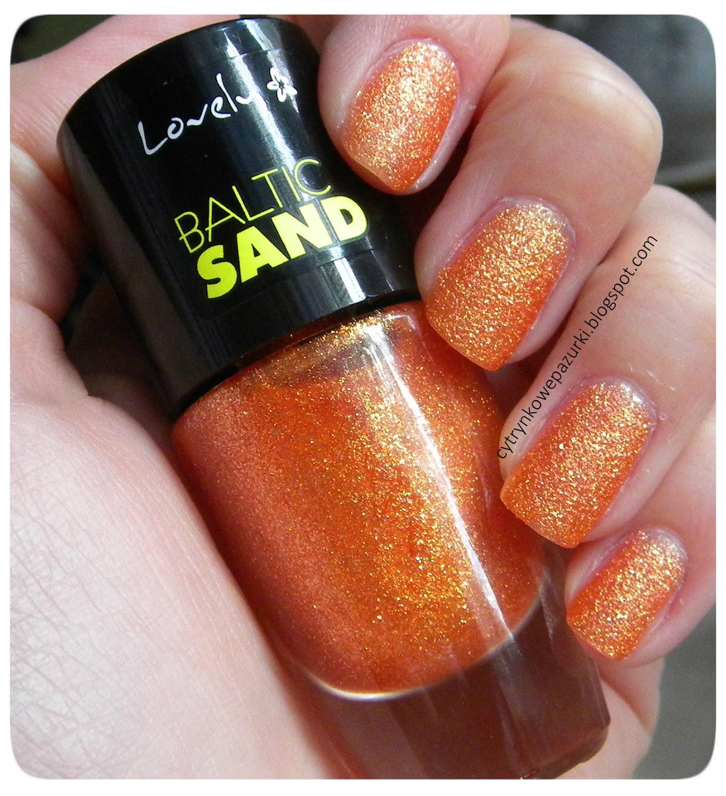 Lovely Baltic Sand 8 nowość