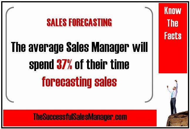Sales Forecasting Statistics