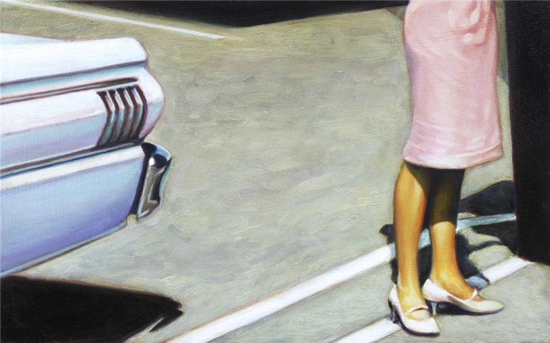 ©Steve Rosendale - Cinerama. Pintura | Painting