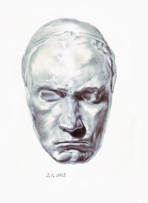Masque de Beethoven 2013