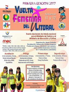 Vuelta Femenina del Litoral 2017