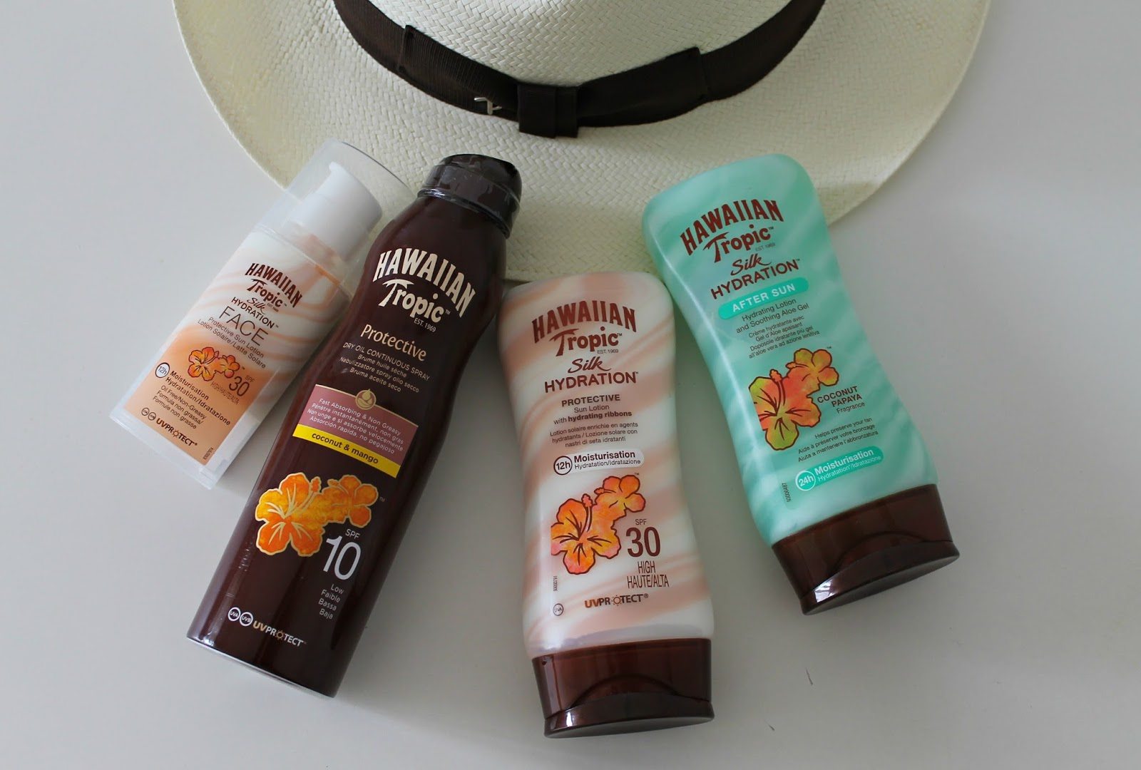 hawaiian tropic solari