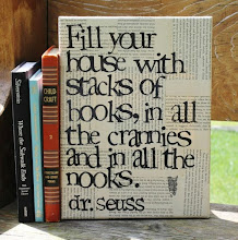Fill Your House With Books!