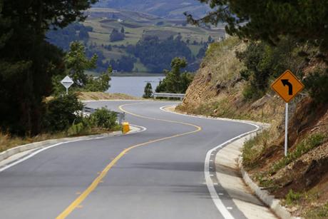 Más de 6.700 millones de pesos serán invertidos para complementar las obras del anillo vial del Lago de Tota