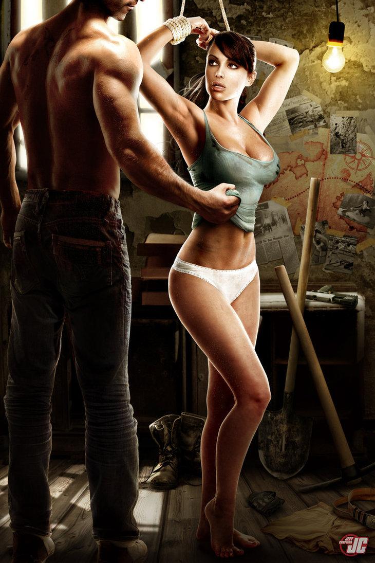 Lara Croft Tomb Raider Porn Videos