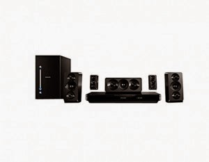 Buy Philips HTB3510/94 5.1 3D Blu Ray Players Home Theatre System at Rs.14971 : Buy To Earn