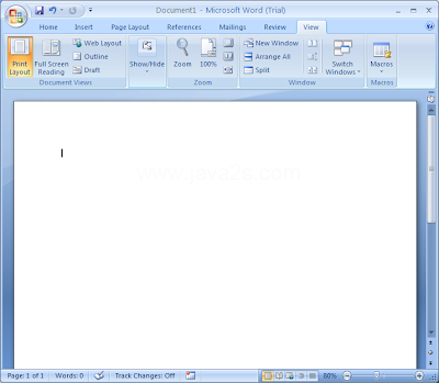 microsoft word 2007 software free
