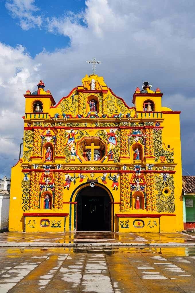 San Andrés de Xecul