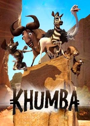 Khumba La Cebra sin Rayas (2013)