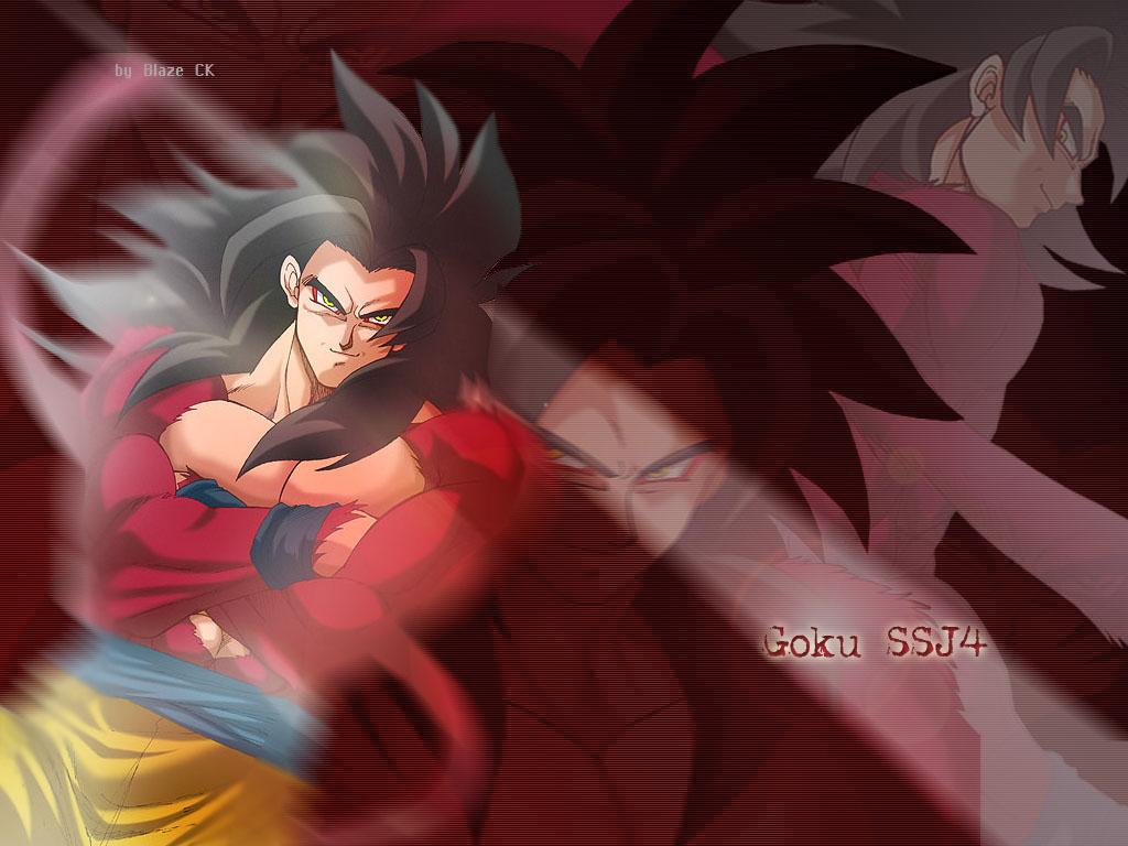 Goku Wallpaper 3D Image
