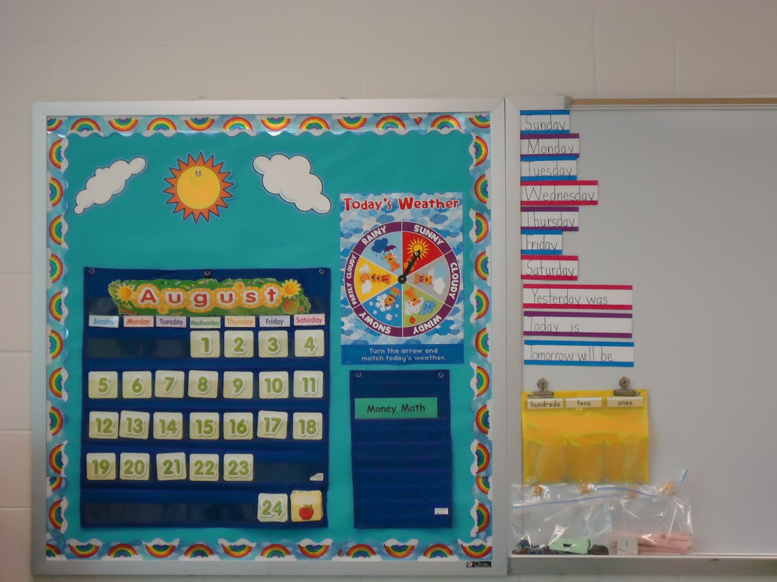 Classroom Setup Ideas For Second Grade : Soaring into second grade classroom setup
