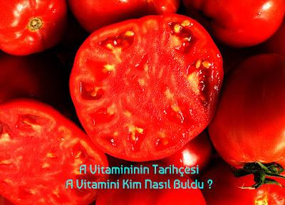 A vitaminini kim buldu? Nasıl bulundu? A vitamini araştırmaları nelerdir?
