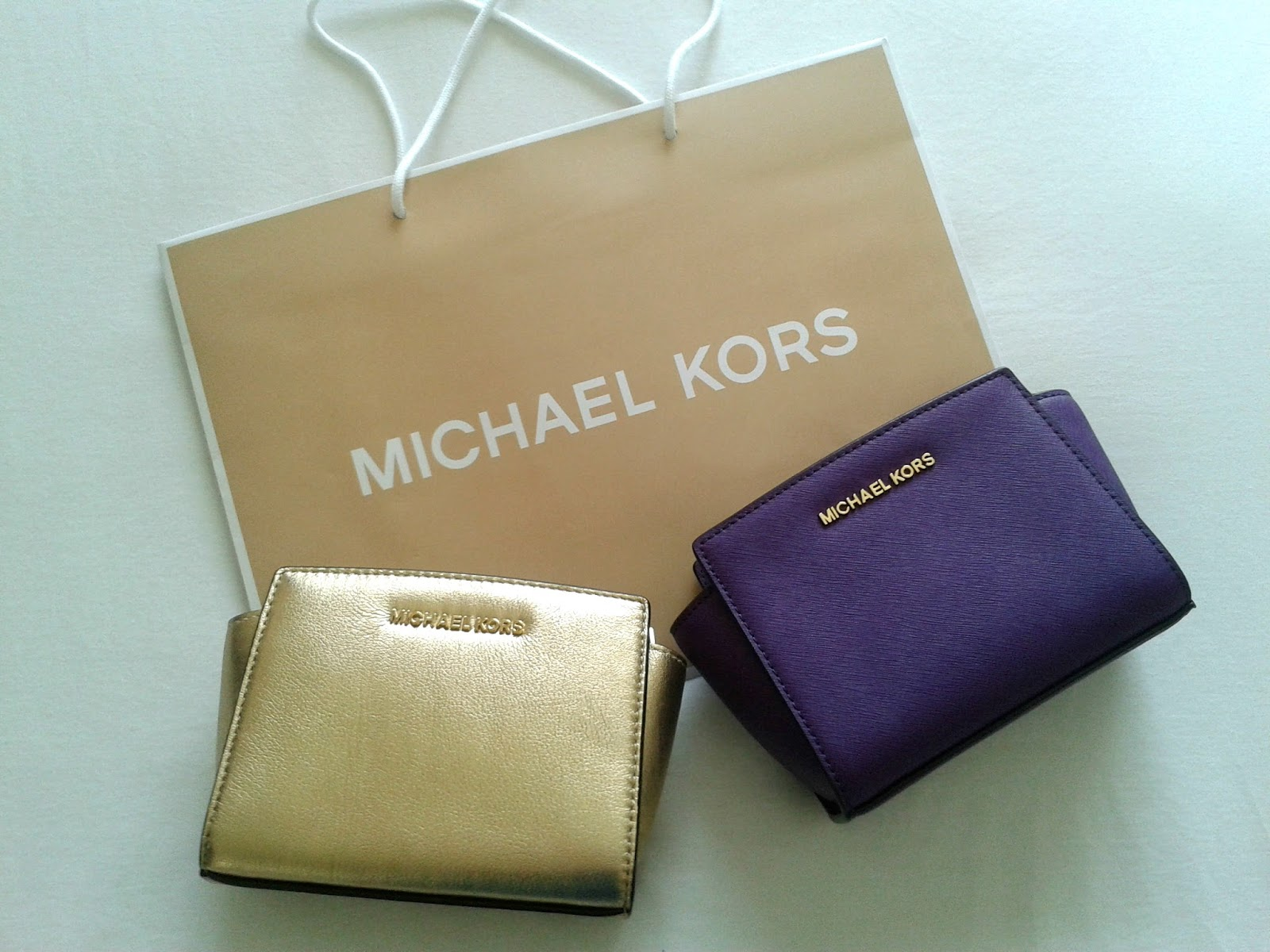 Michael Kors Mini Selma Handbags Fashion Haul