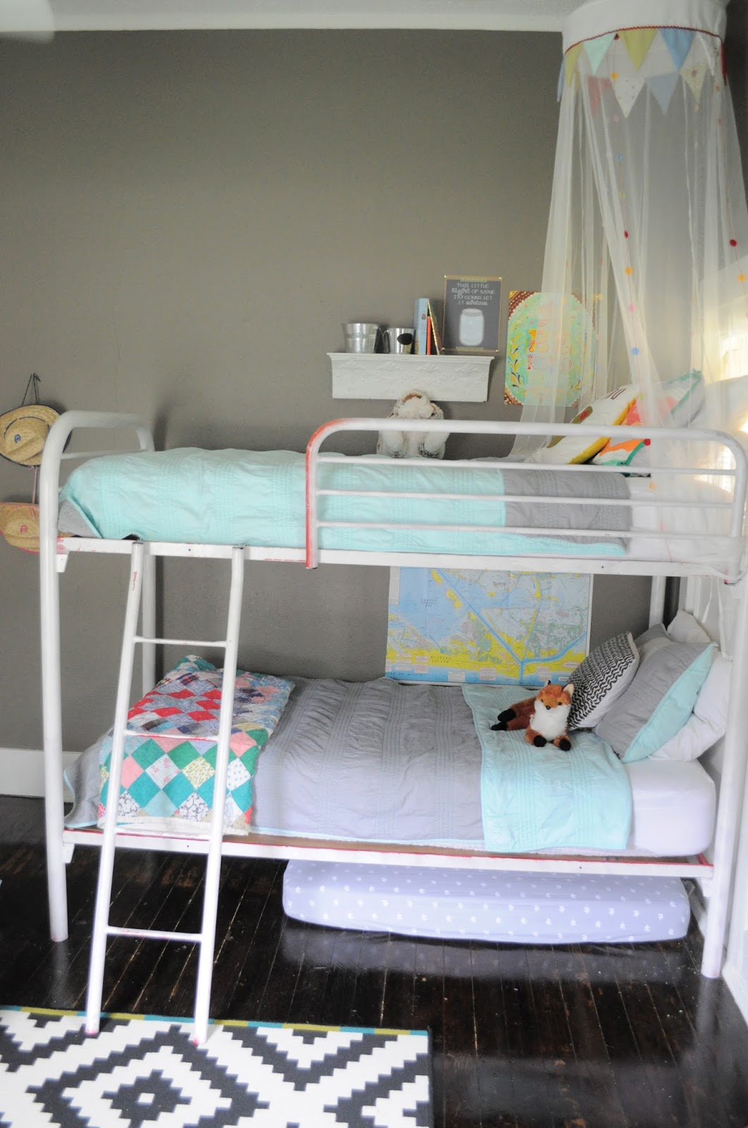 Wonderful Living Small  Shared Kids Room Part 30