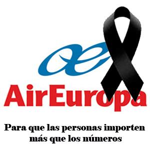 TCPs Air Europa