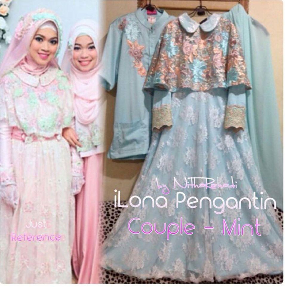 Sa Ma Ra Boutique Butik Baju Pesta Keluarga Muslim Gaun