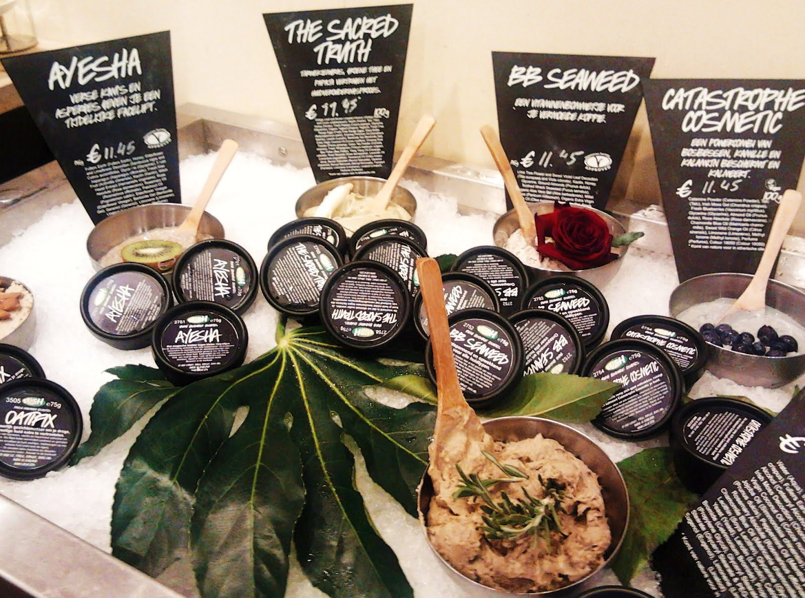 Lush is not a cocktail or brand of booze, though that would be pretty awesome. They are an eco-friendly outfit that is out to make the world a prettier and friendlier place, one person at a time. They make handmade vegan and vegetarian cosmetics that smell divine and hurt no animals in the process.