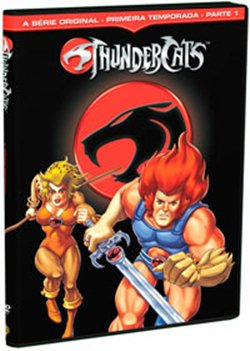Thundercats on Leia Mais Sobre Dvd   Thundercats   Warner