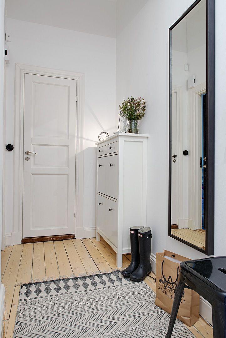 Dolce hogar 10 ideas para organizar tu calzado for Zapatero para hall