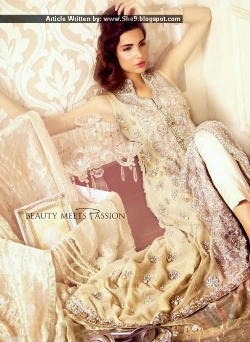 Fancy Pakistani Couture Designs