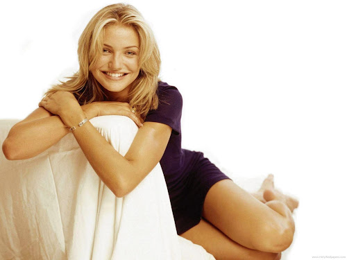 Actress Cameron Diaz Wallpaper-Hollywood