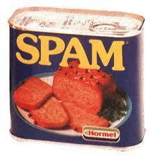 Origen de la palabra Spam